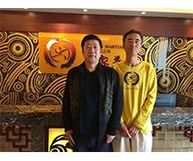 泰山会长信远控股集团董事长林荣强