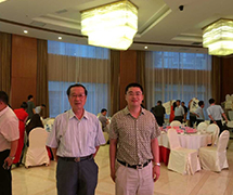 张仁藏律师与二炮学院王守仁将军合影