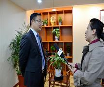 李律师接受央视采访